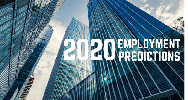 2020 Employment Predictions